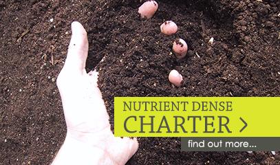 Nutrient Dense Charter