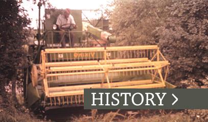History Throne Farm