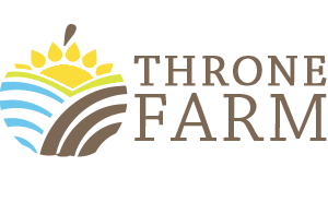 Throne Farm Logo